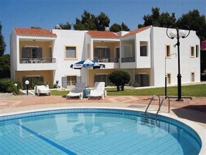 Appartementen Ifigenia - Chersonissos - Heraklion Kreta